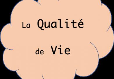 Journée Qualité de vie: 28/01/2021